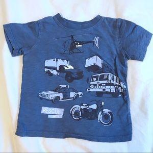 ➕Bundle Only➕ Carter's Rescue Units Boys T-shirt